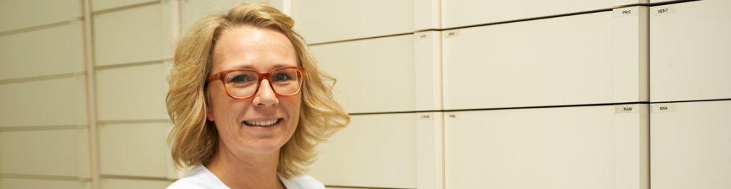 Aafje Jansen: apotheek-assistent apotheek Naessens-Cleeren