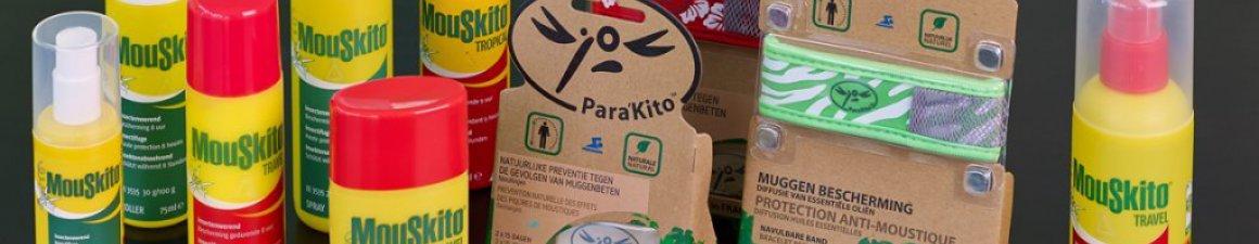 anti-muggenproducten reisapotheek