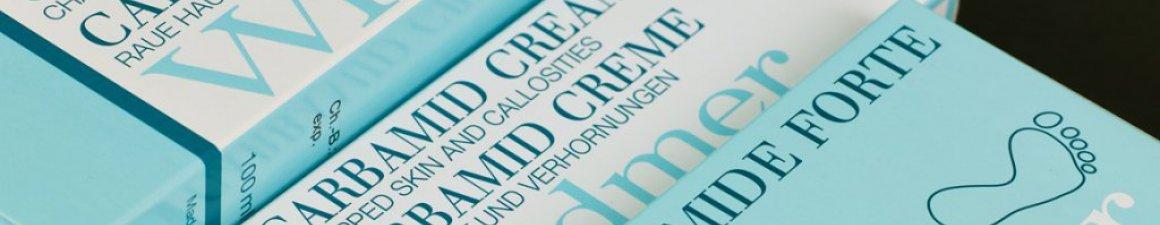 Voetverzorging Widmer carbamide cream
