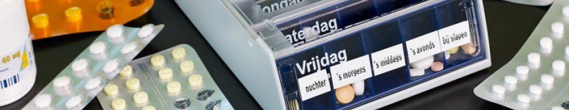 Individuele medicatieverdeling via apotheek Naessens-Cleeren