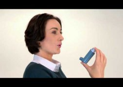Inhalatietechnieken - demofilm dosisaerosol
