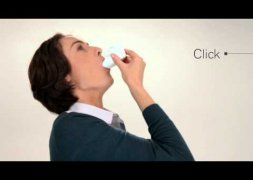 Inhalatietechnieken - demofilm novolizer