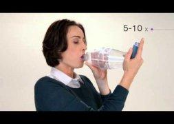 Inhalatietechnieken - demofilm dosisaerosol met voorzetkamer