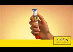 Inspuitbare medicatie - gebruik Epipen-inspuiting