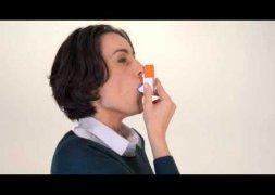 Inhalatietechnieken - demofilm easyhaler