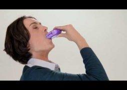 Inhalatietechnieken - demofilm diskus